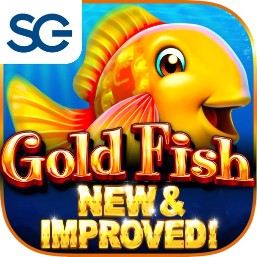 Gold fish casino slot machines by phantom efx for Gold fish card game