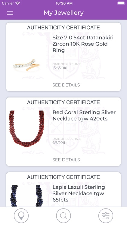 Gemporia Jewelry Auctions screenshot-7