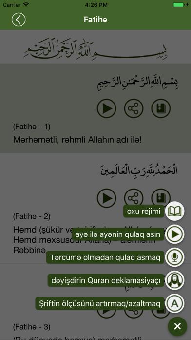 Quran Azərbaycan 4