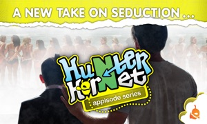 Hunter n Hornet - funny comedy series tv show on dating pick up artists