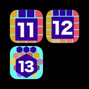 任天合11, 12 & 13