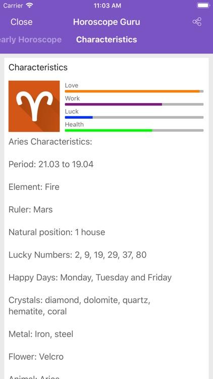 Daily & love horoscope