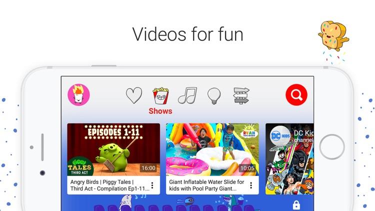 YouTube Kids screenshot-3