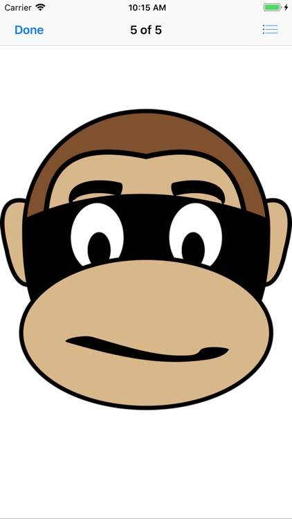 Monkey Face Emoji Stickers screenshot-5