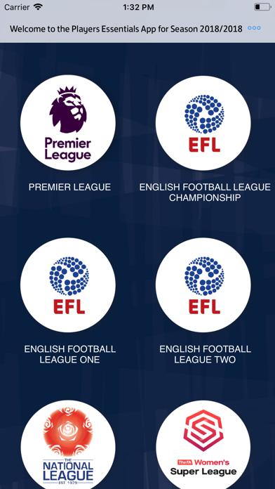 FA Player Essentials screenshot two