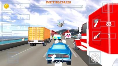 Death Moto Furious Car Raceのおすすめ画像4