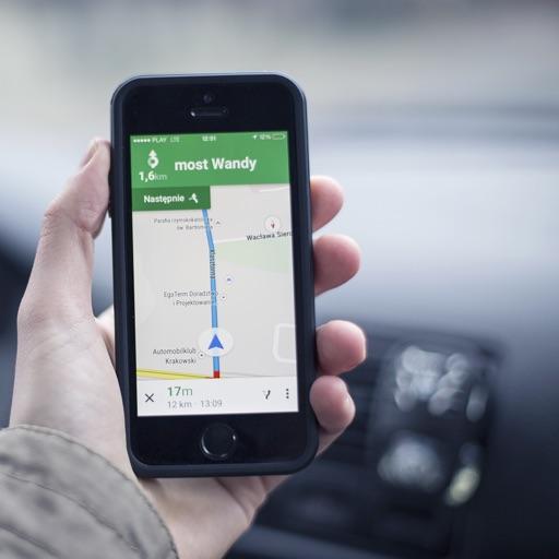 GPS Navigation Maps