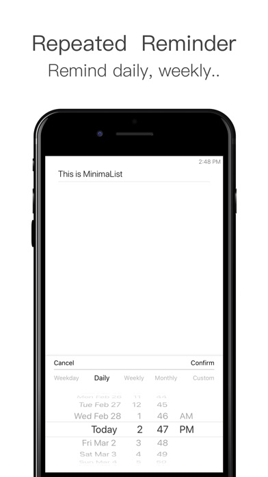 Download MinimaList - To do list & Task for Pc