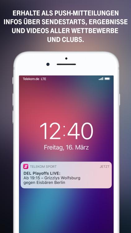 Telekom Sport screenshot-3