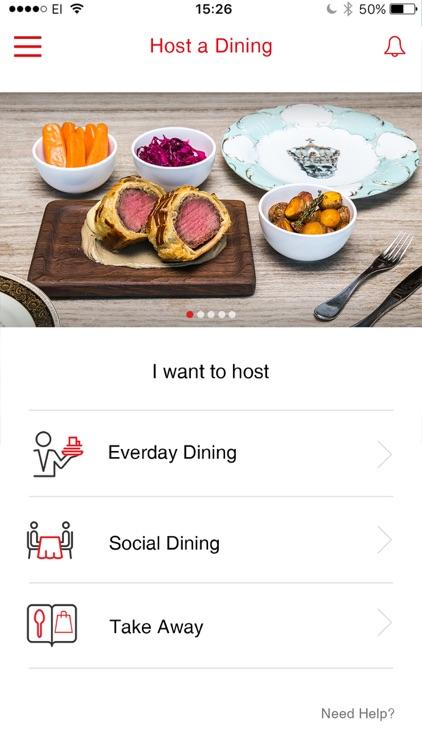 DiningInn Host screenshot-0
