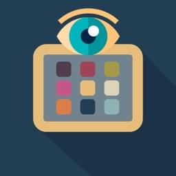 Color blindness Test Game