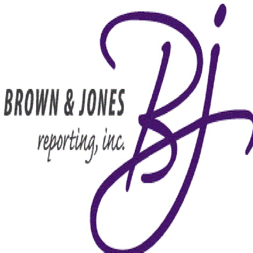 Brown & Jones Reporting, Inc.