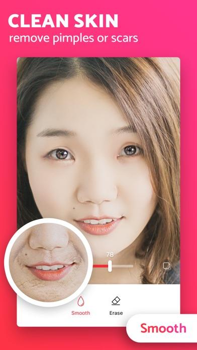 Pixl - ビューティ 顔 写真 加工 & リタッチ紹介画像5