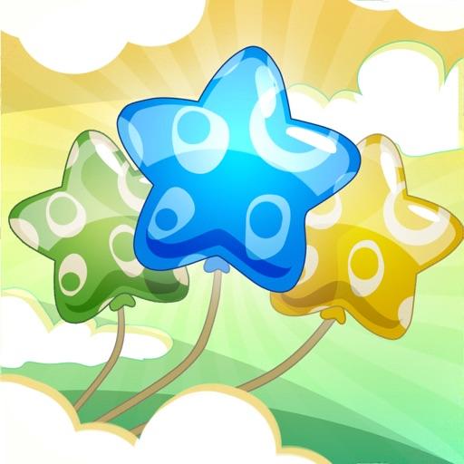 Pop Balloons Frog