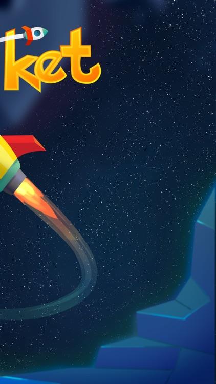 Rocket Space Ship Frontier screenshot-4