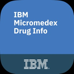 IBM Micromedex Drug Info
