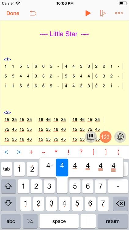 TextMusic screenshot-6