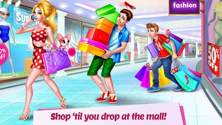 Shopping Mall Girl screenshot-0