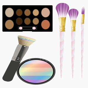 Makeup Beauty Sticker Pack app