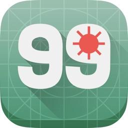 99 Grid Puzzle