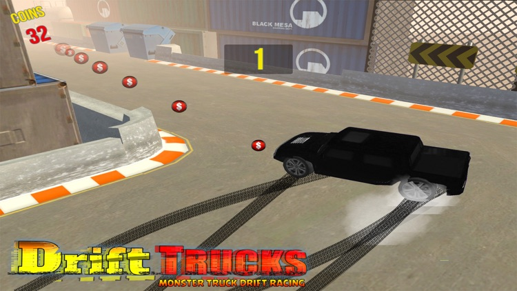 Drift Monster Truck Racing screenshot-4