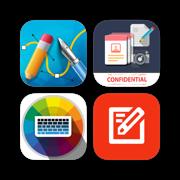 業務捆綁 - 保護,創建和編輯圖形,PDF文件和圖片