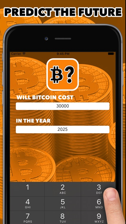 Bitcoin Price Prediction App