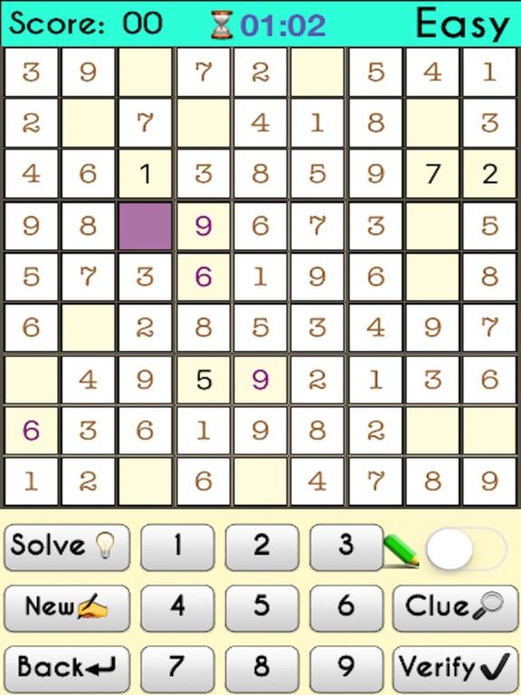 Sudoku Challenge - Premium screenshot 6