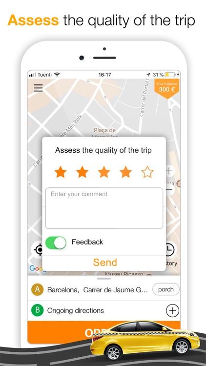 Taxi Angel screenshot-4