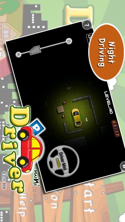 Driver Mini - Parking School screenshot-3