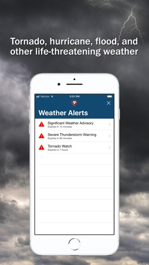 how to get weather alerts on iphone shield on the app 20122