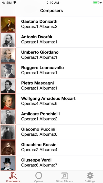 The Opera Player
