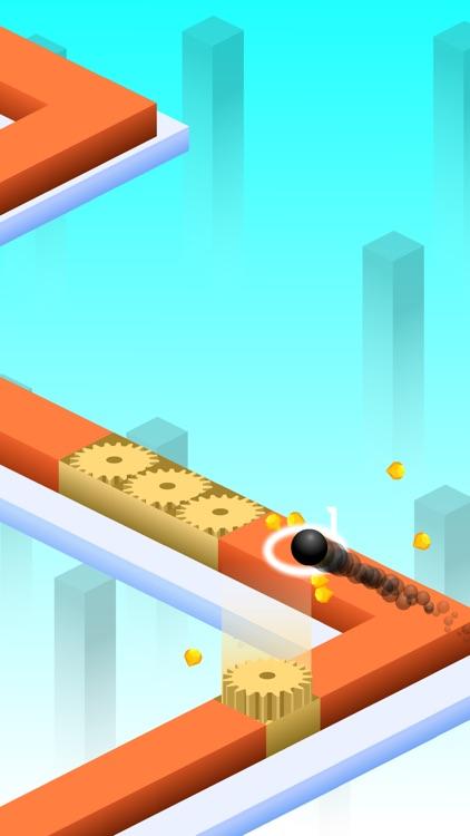 Twisty Blocks Road screenshot-3