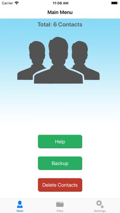 点击获取Backup All Contacts