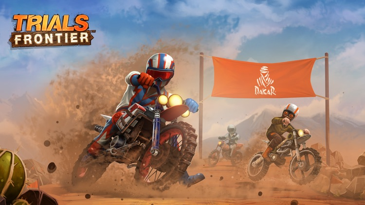 Trials Frontier screenshot-0