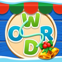 Word Shop - Christmas puzzle