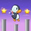 企鹅大冒险-横版疯狂跑酷小游戏