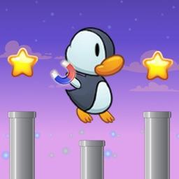 Penguin Parkour-crazy fun cute