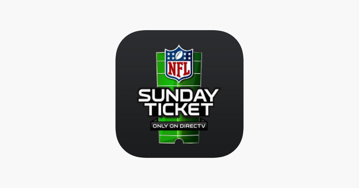 NFL Sunday Ticket on the App Store 1aa2e5b87