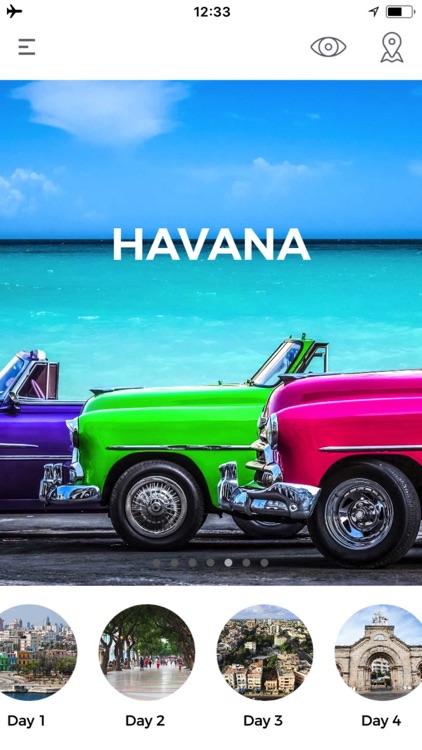Havana Travel Guide Offline