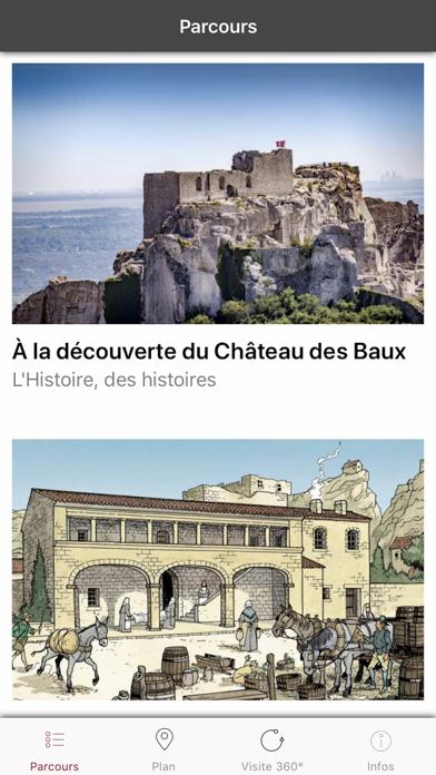 Screenshot #2 pour Château des Baux-de-Provence