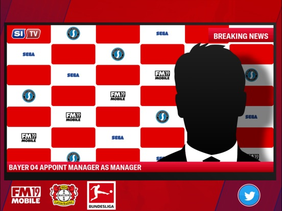 Football Manager 2019 Mobile screenshot #1