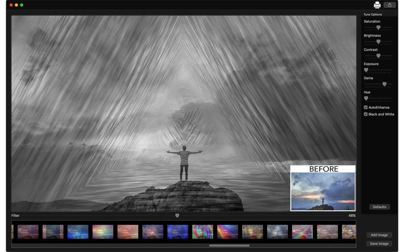 ABC Filters For Photos - Camera Effects for Mac