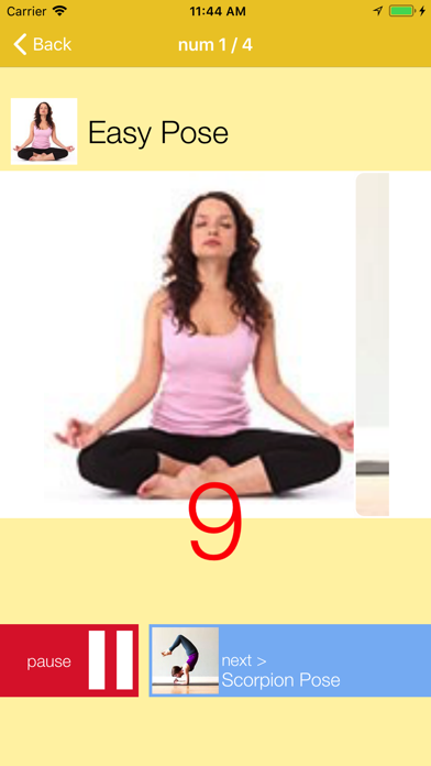 genexercise screenshot 3