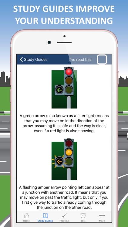 Driver Theory Test Ireland screenshot-4