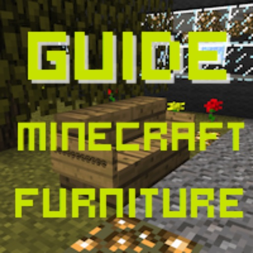 Furniture Guide for Minecraft iOS App