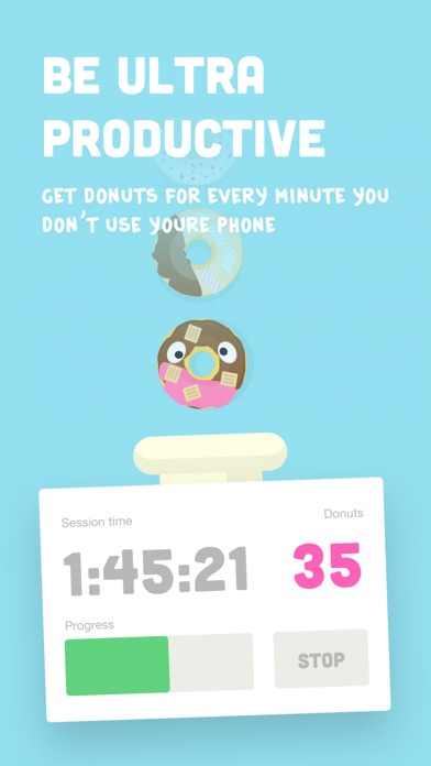 Donut Dog: Feed your focus! Screenshot 3