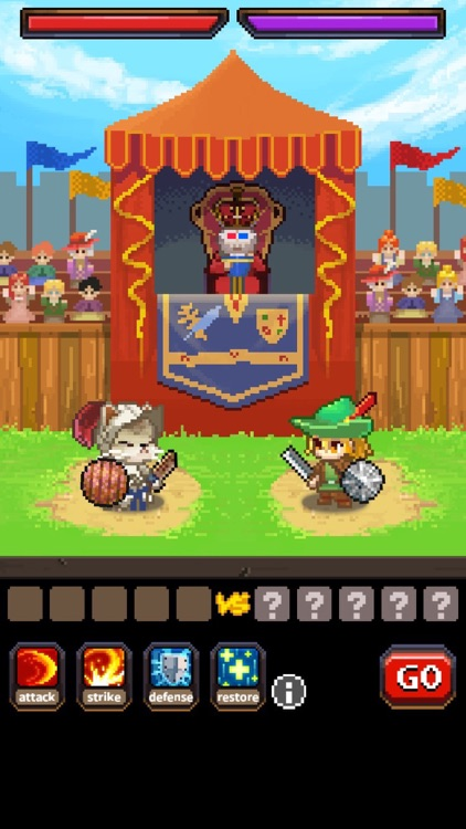 Warriors' Market Mayhem screenshot-3