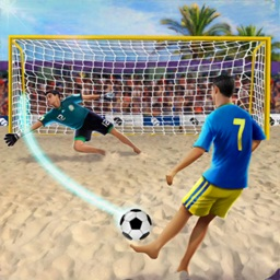Shoot 2 Goal - Beach Soccer
