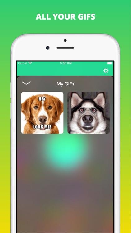 Flipagram App - Video Show GIF screenshot-3